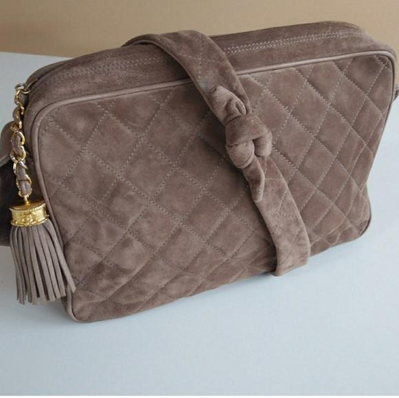 5accf6b149befa CHANEL Handbags - Vintage Chanel Camera Bag